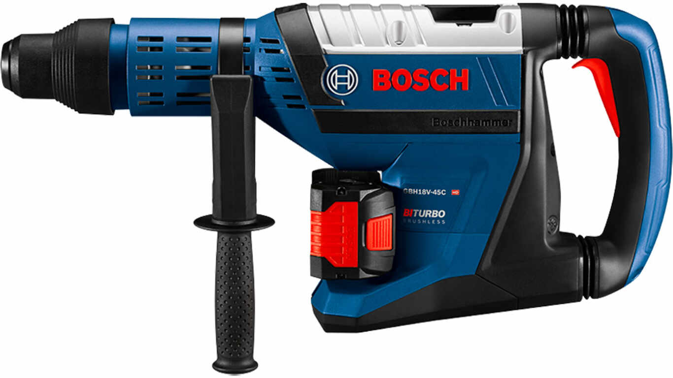 Perforateur SDS Max GBH18V-45C Bosch