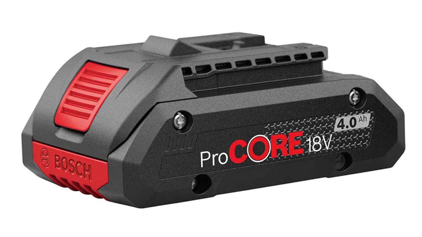 Avis et prix batterie Compact ProCORE18V bosch 18 V 4,0 Ah promotion pas cher