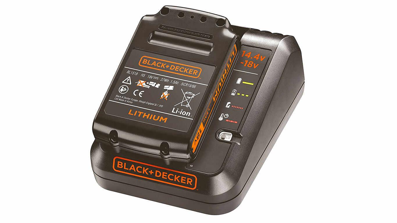 Pack batterie et chareur 18 V 1.5 Ah BDC1A15-QW