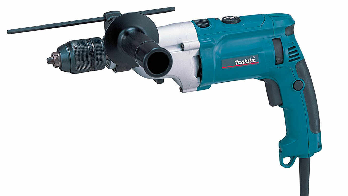 Makita Perceuse à percussion 1010 W HP2071FJ pas cher