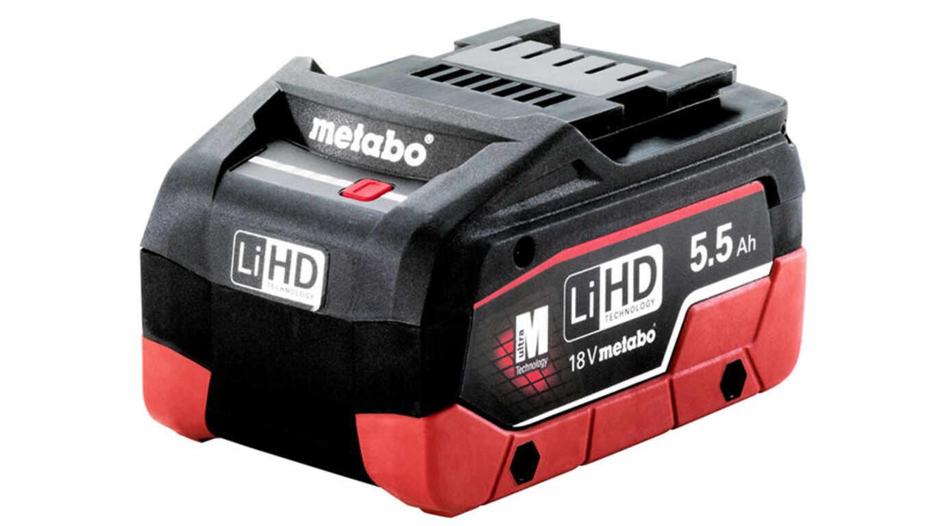 avis et prix batterie 18 V 5.5 Ah 625368000 Metabo promotion pas cher