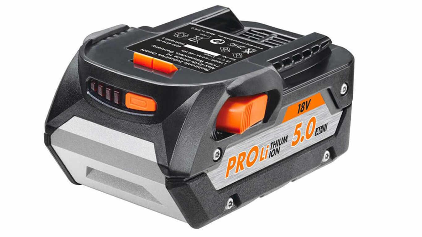 Prix et avis Batterie AEG 18 V 5.0 Ah L1850R