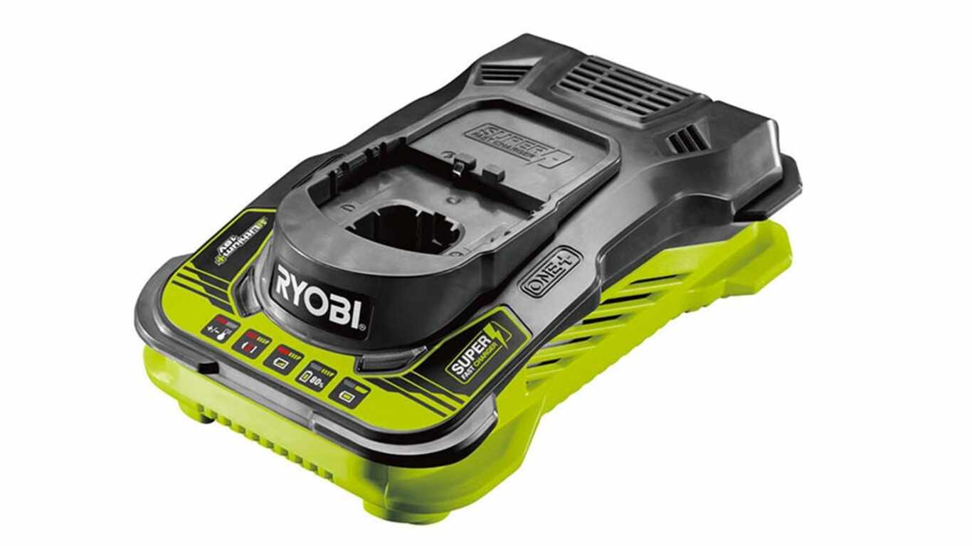 Chargeur super rapide RC18150 Ryobi ONE+ pas cher