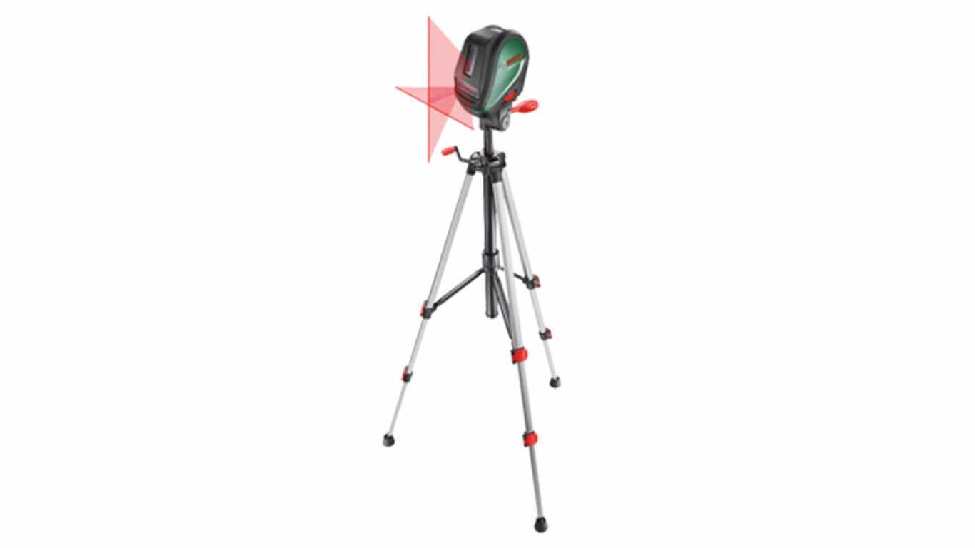 Bosch Laser lignes UniversalLevel 3 avec trépied 1,1 m 0603663901 prix pas cher