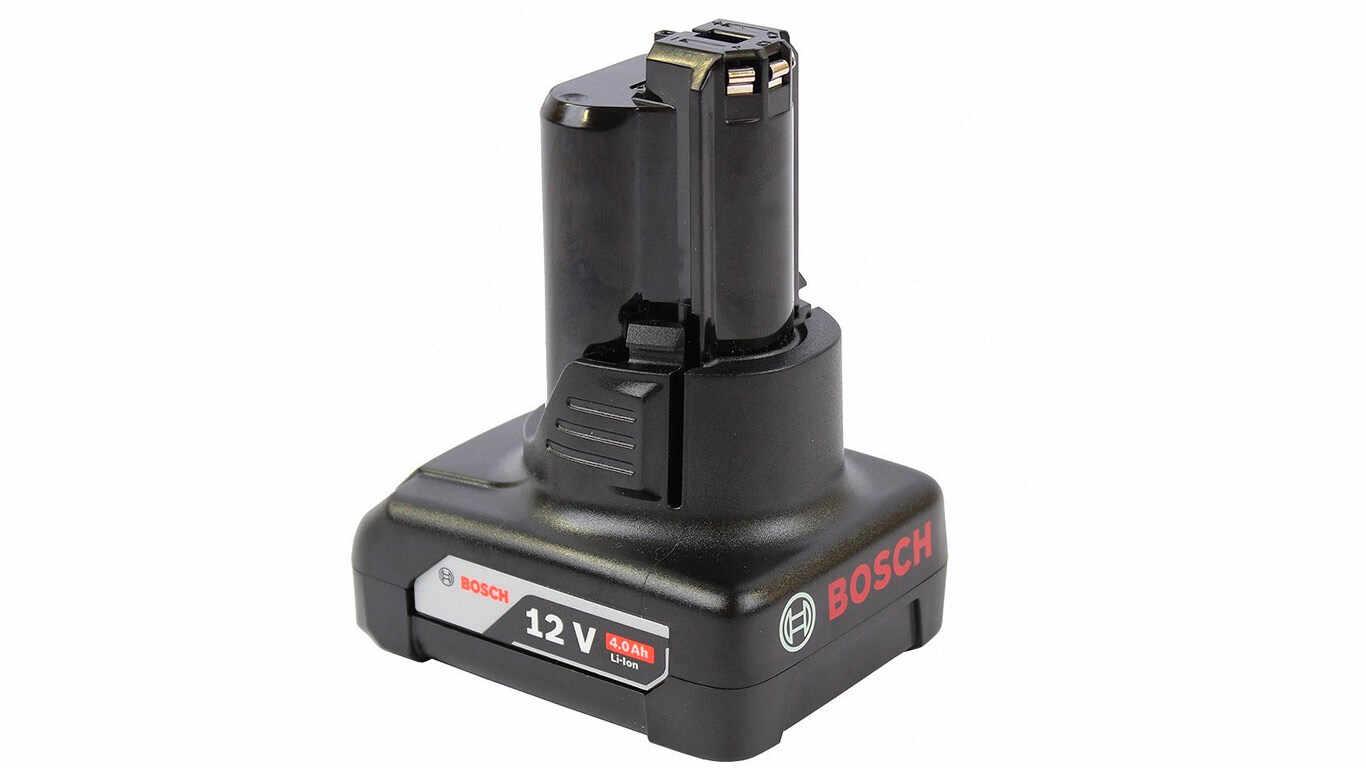 Bosch Professional 1600Z0002Y Batterie GBA 12 V 4 Ah