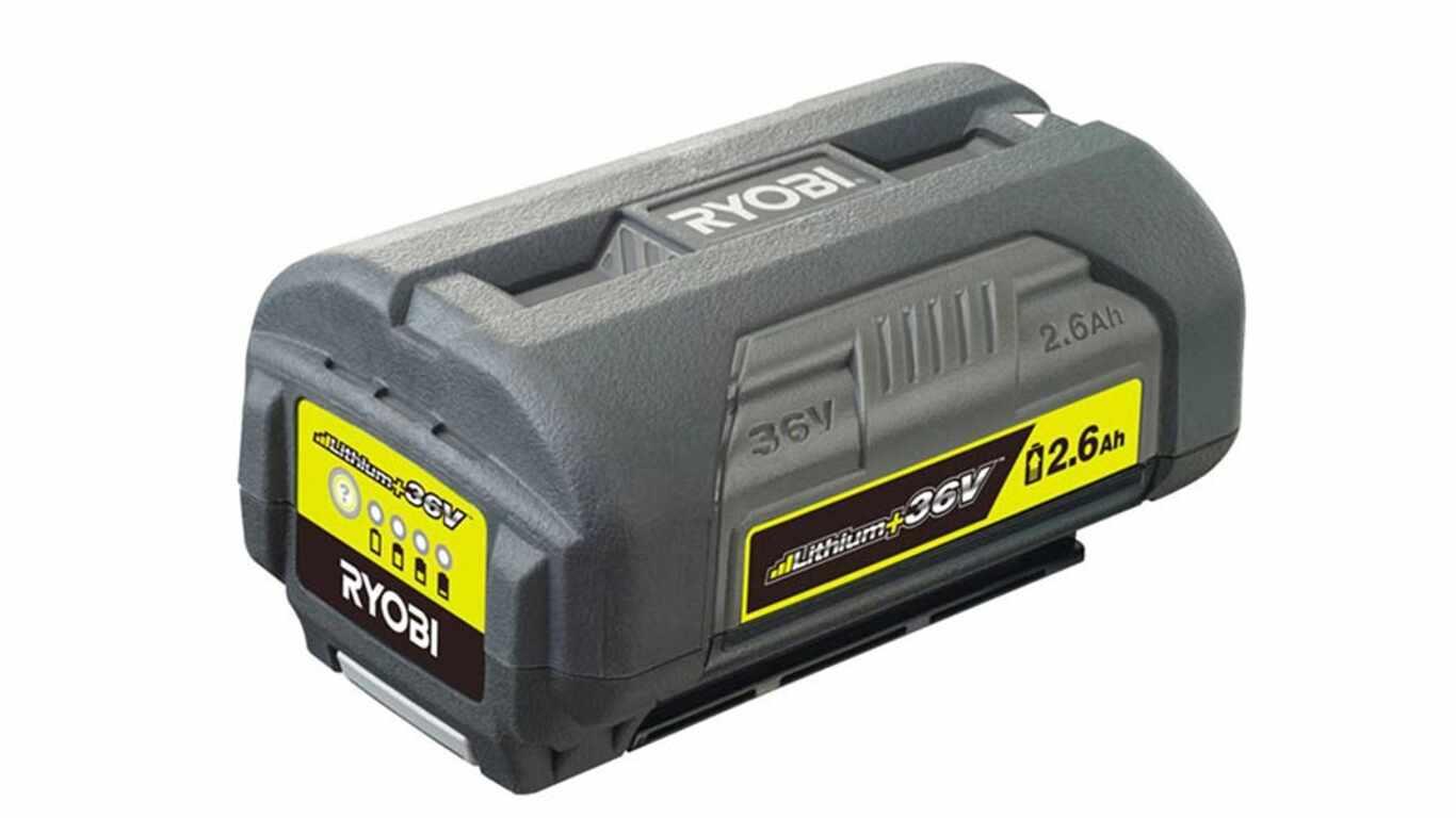 test et avis batterie Ryobi 36 V 2,6 Ah BPL3626D-A Max Power prix pas cher