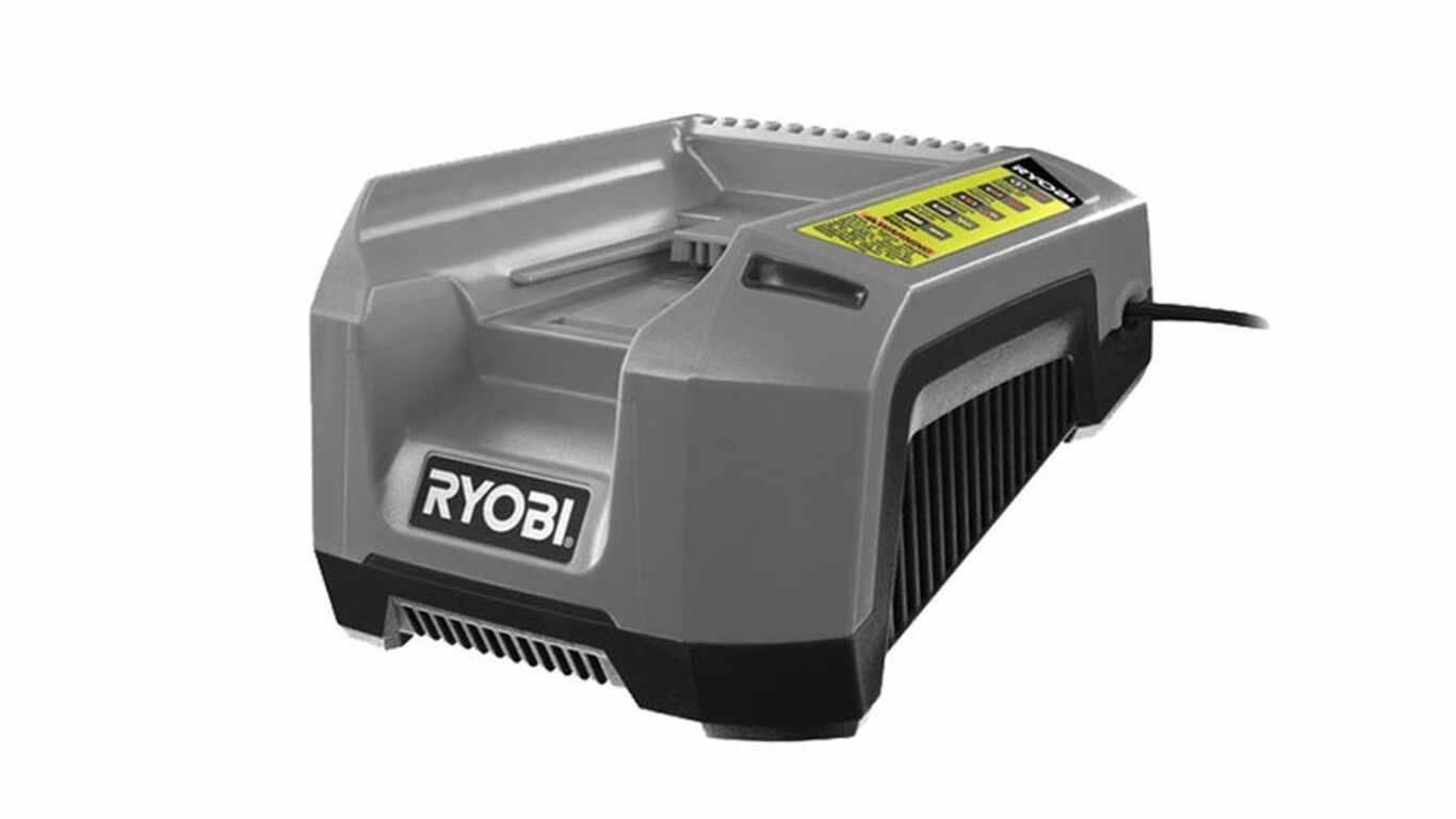 test et avis chargeur rapide BCL3650 Ryobi prix pas cher