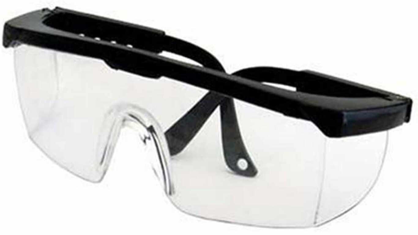 Test et avis lunettes de protection silverline 868628
