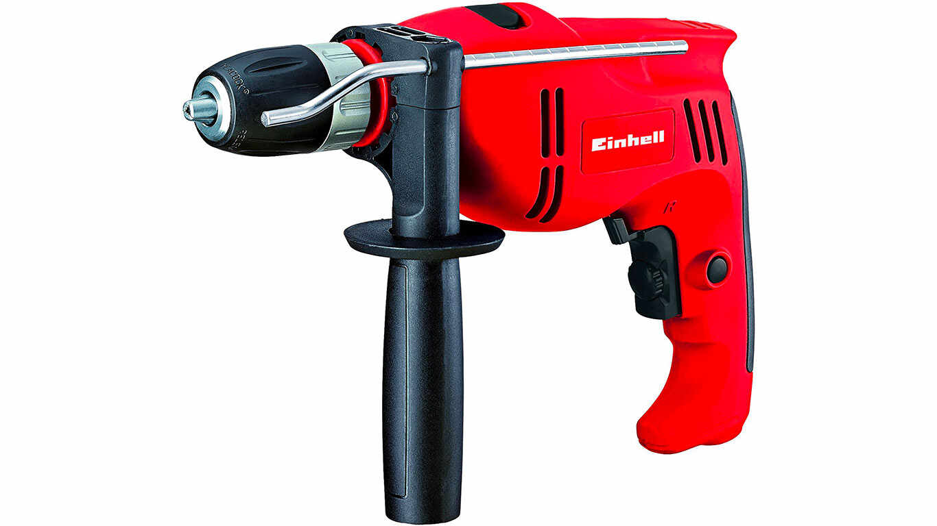 Einhell Perceuse à percussion TC-ID 710 E pas cher