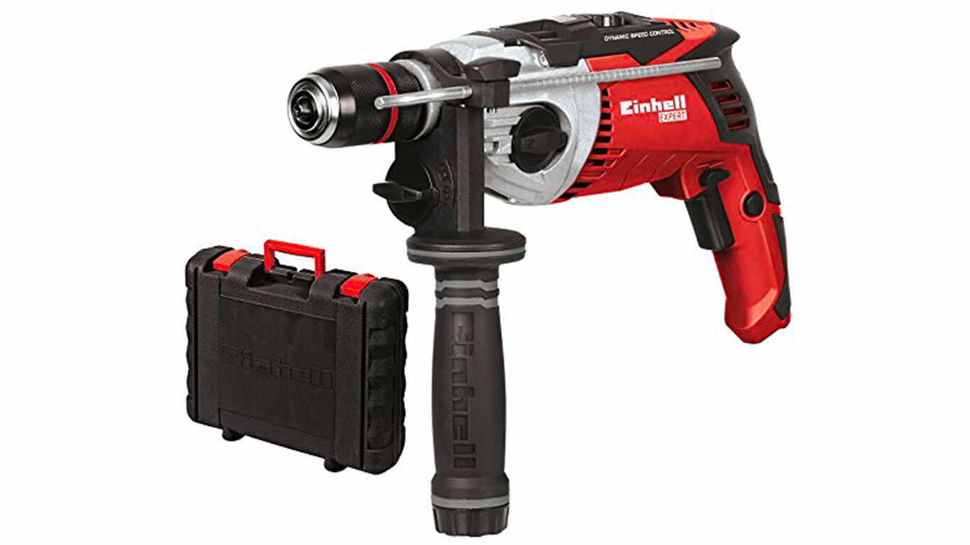 Einhell Perceuse à percussion TE-ID 1050 CE pas cher
