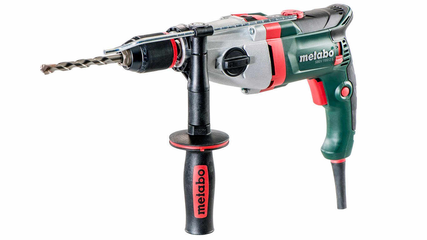 Metabo SBEV 1100-2 S Perceuse percussion pas cher