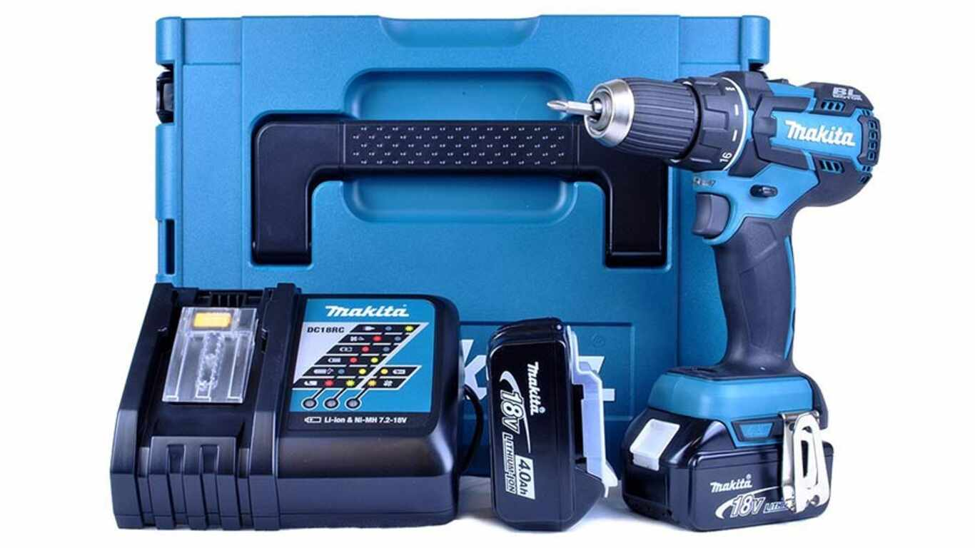 Promo perceuse makita for Comparatif perceuse visseuse sans fil