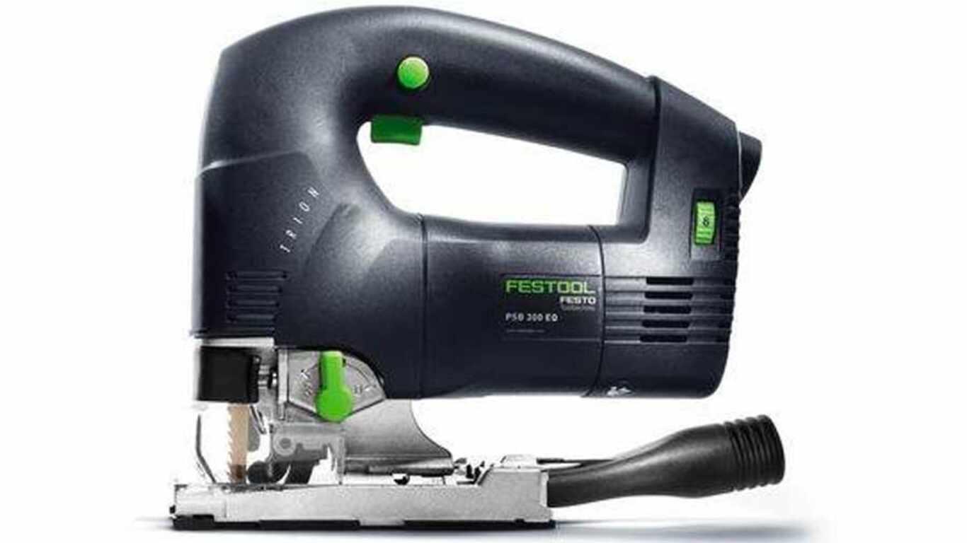 test et avis scie sauteuse Festool PSB 300 EQ-Plus pas cher