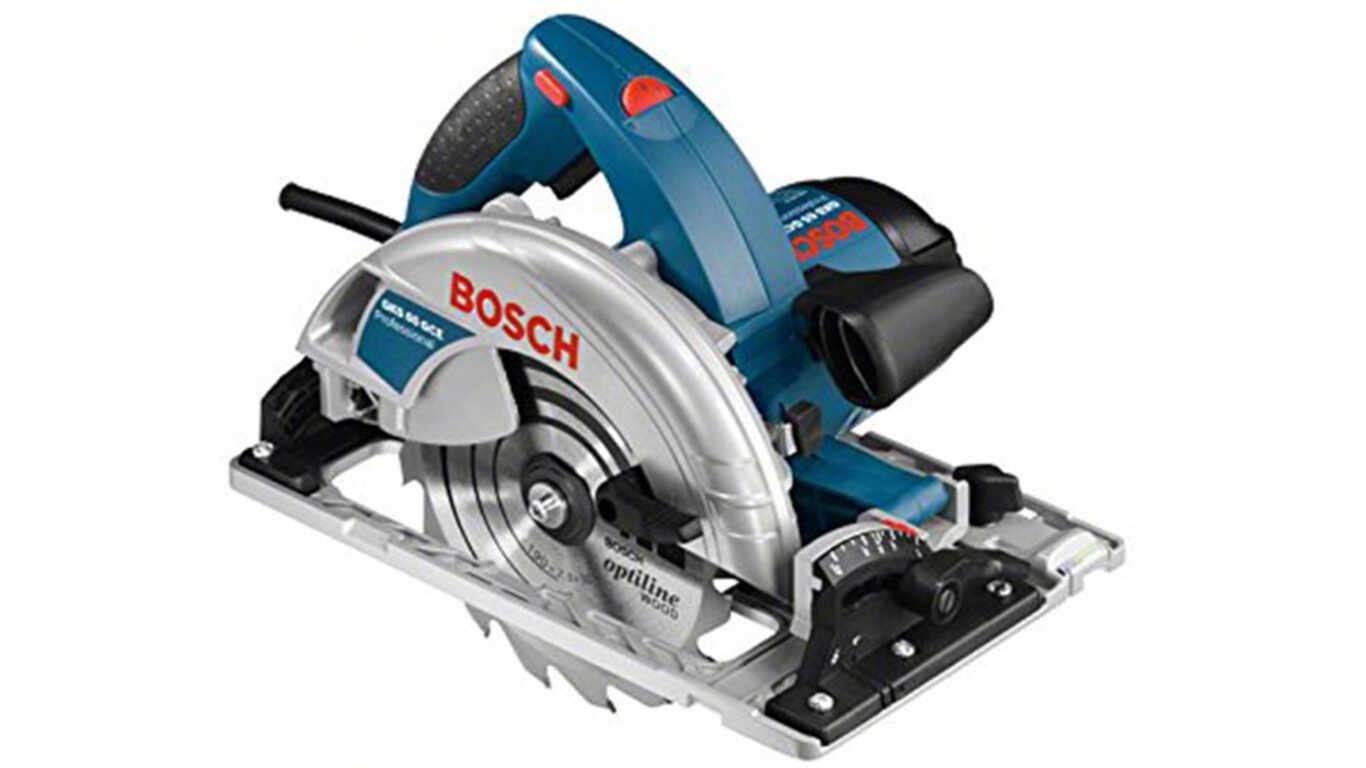 Test et avis de la scie circulaire GKS 65 GCE Bosch professional prix pas cher