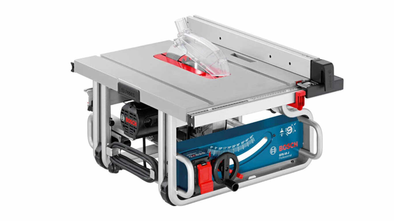 Scie sur table GTS 10 JRE Bosch
