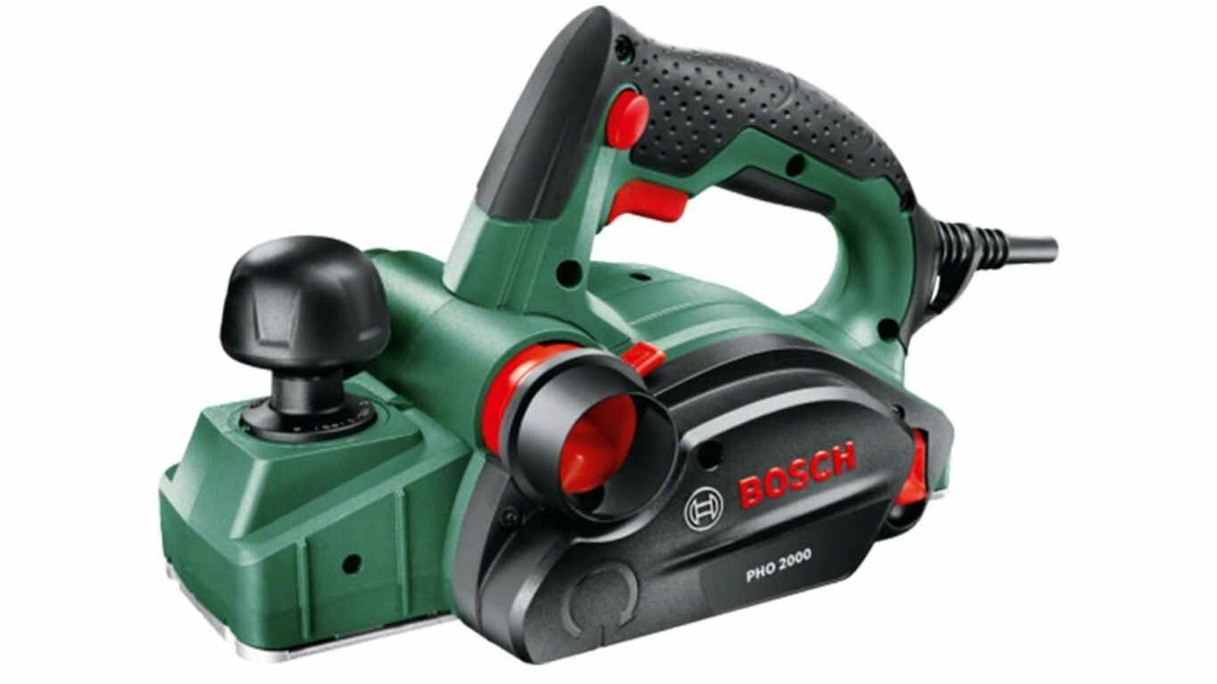 Test et avis du rabot PHO 3100 Bosch prix pas cher