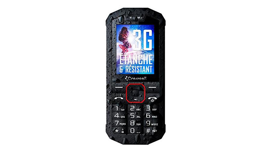 Test téléphone chantier Crosscall SPIDER-X3G pas cher
