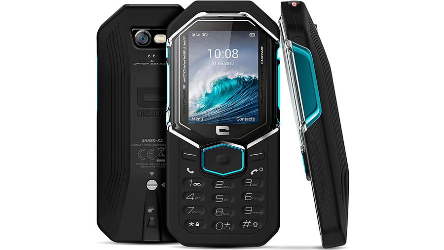 Test téléphone chantier Crosscall SHARK-X3 pas cher