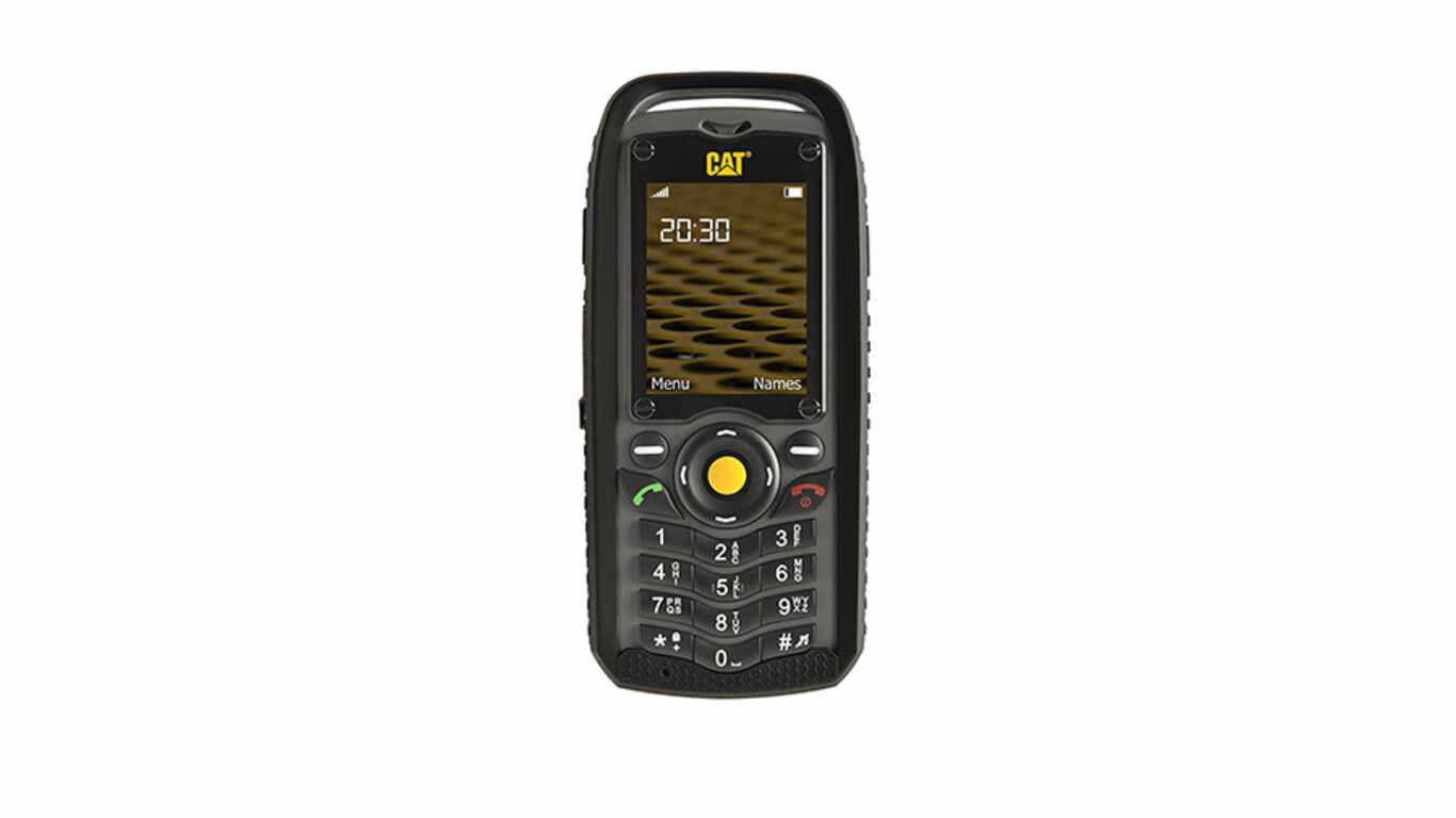 Test téléphone chantier CAT B25 pas cher